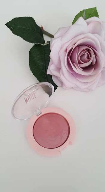 Golden Rose Nude Look Face Baked Blusher-Allık