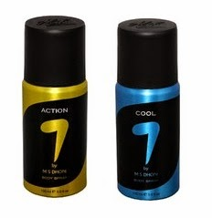 """Flat 50% Off on Deodorant """"7"""" by MS Dhoni just for Rs.99 Only @ Flipkart (Limited Period Offer)"""