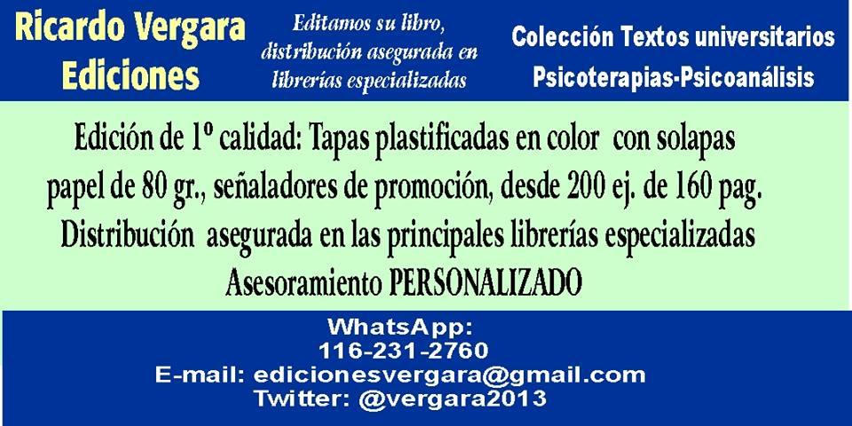 Tertulias Lacanianas - RV Ediciones, Argentina