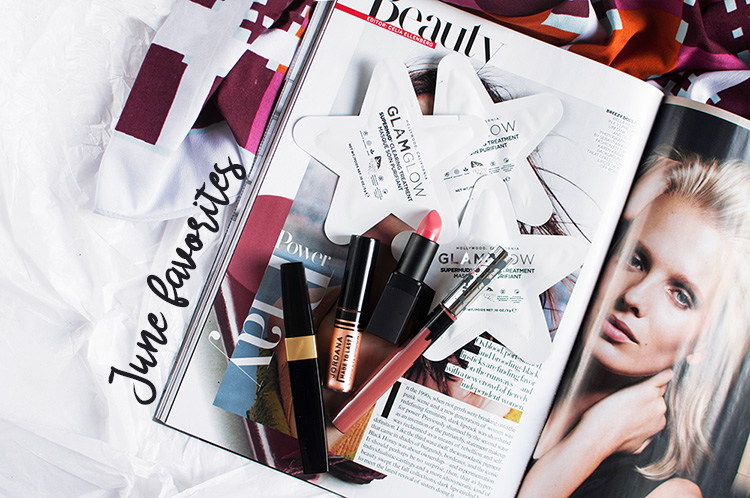 beauty favorites, makeup favorites, monthly favorites, beauty flatlay