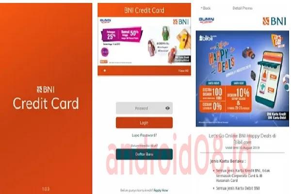 Download BNI Credit Card Mobile Root APK