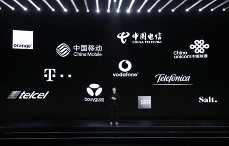OPPO reveals 11 new 5G landing project members
