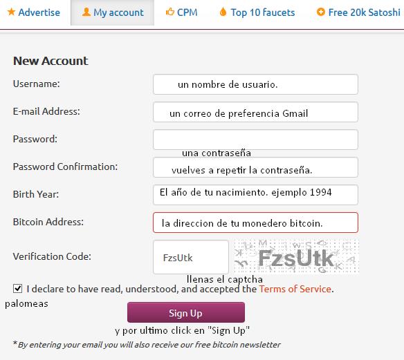 como registrarse bitforclicks