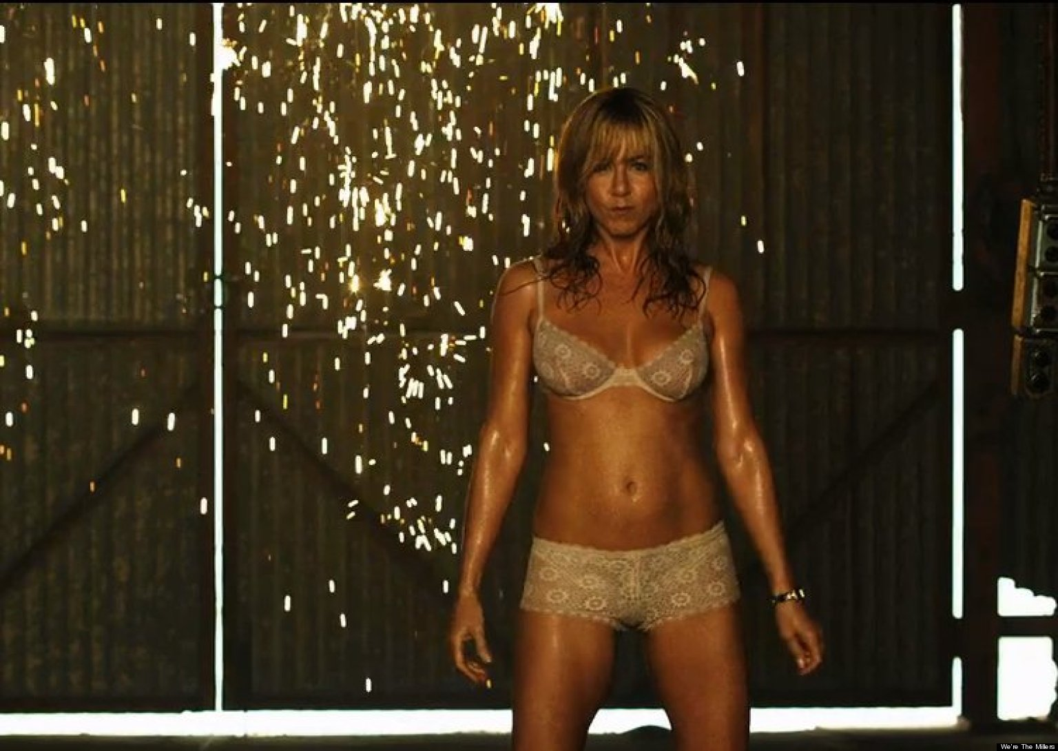 Clip of jennifer aniston nude