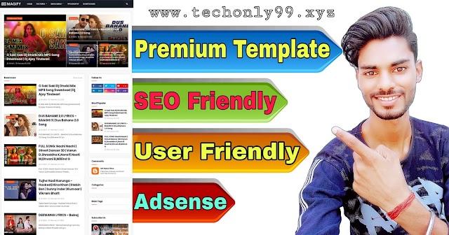 (Free) Best Top New Premium Blogger Templates 2020 – AdSense Responsive
