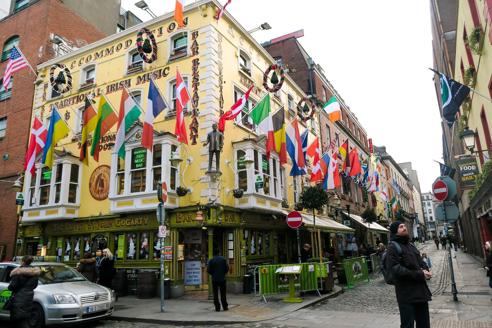 dublin uk ireland temple bar liquidgrain liquid grain travel