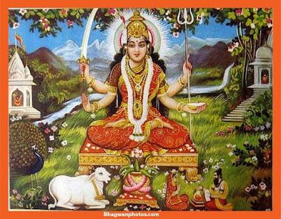 Santoshi Mata Images