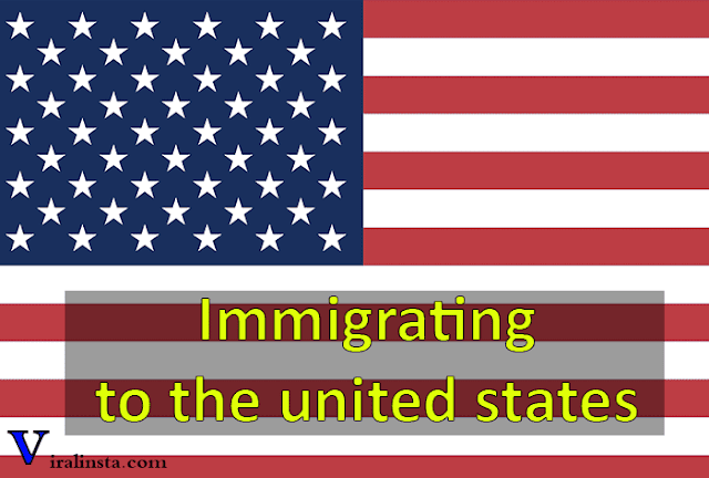 Immigrating to the united states , essay about immigration in the united states, immigration in the united states article