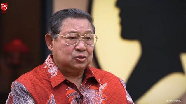 SBY Sebut Satu Orang di Lingkaran Jokowi yang Selalu Memfitnah Dirinya, Siapa Dia?