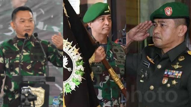 Pencopotan Baliho HR5 Berujung Perang Opini, Teori Konspirasi Jabatan Panglima TNI Digaungkan