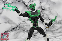 Power Rangers Lightning Collection Psycho Green 32