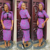 Check out This Beautiful Ankara Long Gown Styles : Yomi