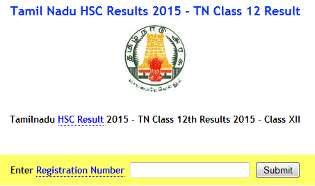 TN (+2) HSC-Plus Two- 12th result 2016
