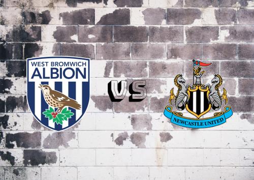 West Bromwich Albion vs Newcastle United  Resumen