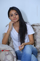 Telugu Actress Mahima Makwana Exclusive Stills in Blue Denim Jeans  0116.JPG