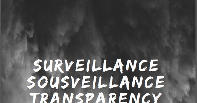 Buscando transparência em um mundo ameaçador ... e respondendo à Harari 8