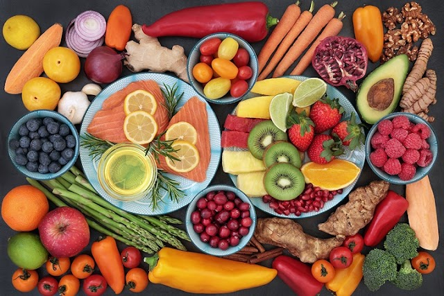 What are the foods that help you to deal with Covid?
