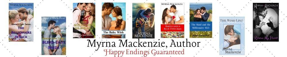 Author Myrna Mackenzie: Happy Endings Guaranteed