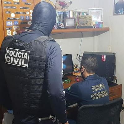 Perfil Fake que enganou mais de 20 homens casados no interior do CE, é descoberto pela Polícia