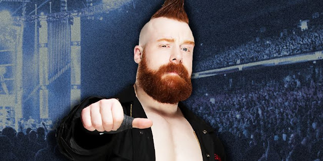 Sheamus Returning To Action For WWE This Week?