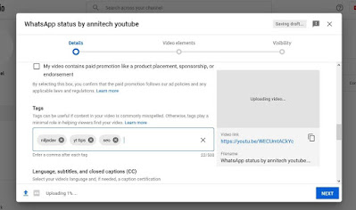 youtube tags extractor