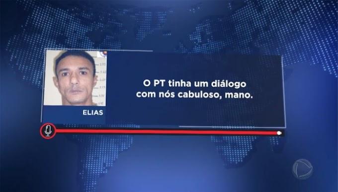 Com o PT nós tínhamos um diálogo cabuloso, diz tesoureiro do PCC ao reclamar de Bolsonaro