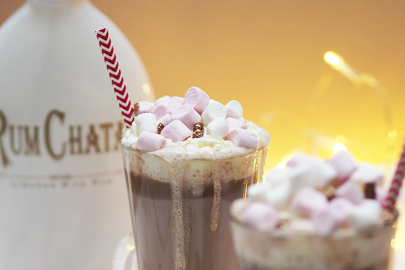 RumChata Cosy Christmas Hot Chocolate Cocktail Edinburgh Competition | Colours and Carousels - Scottish Lifestyle, Beauty and Fashion blog