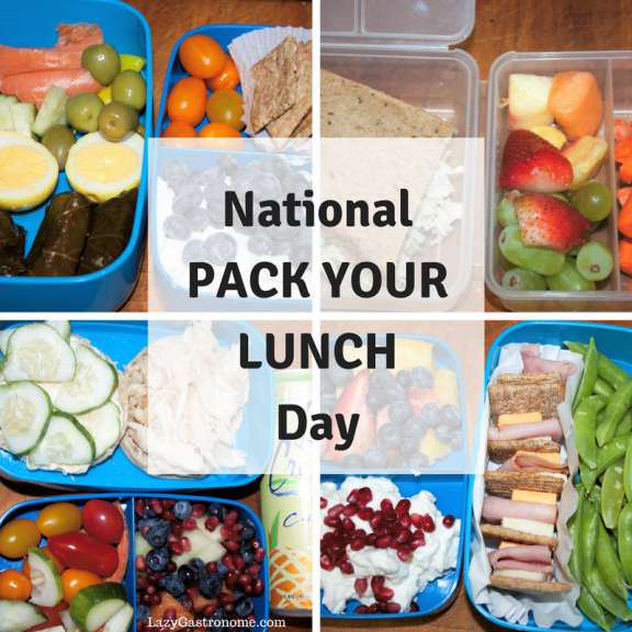 National Pack Your Lunch Day Wishes pics free download