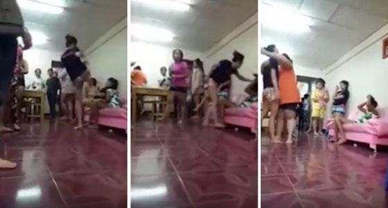 Video Atlet Muay Thai Brutal Habisi Selingkuhan Suaminya Yang Jadi Viral
