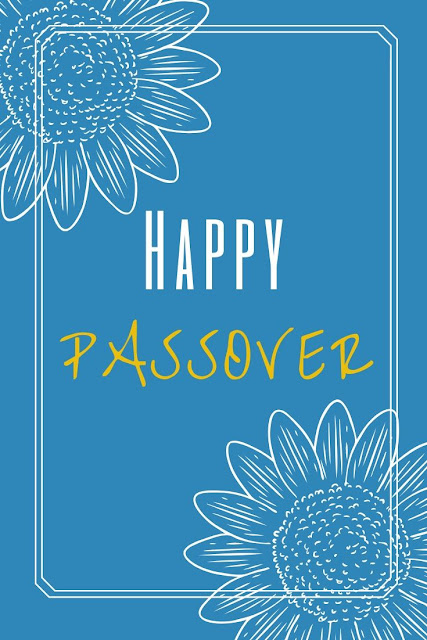Happy Passover  | Happy Pesach Greeting Cards | 10 Modern Pesach Festival Of Liberation Cards