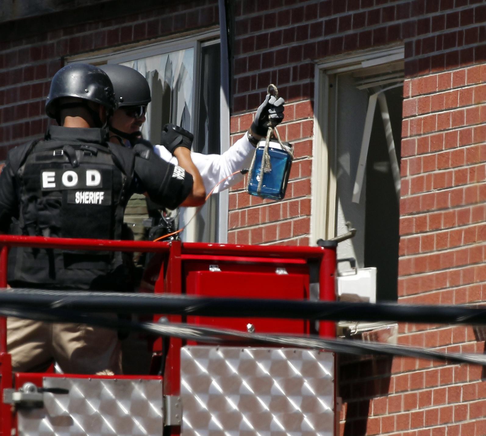 Batman Shooter James Holmes The Killer S Arsenal: News, Photos: Colorado Shooter James Holmes Pics, Batman