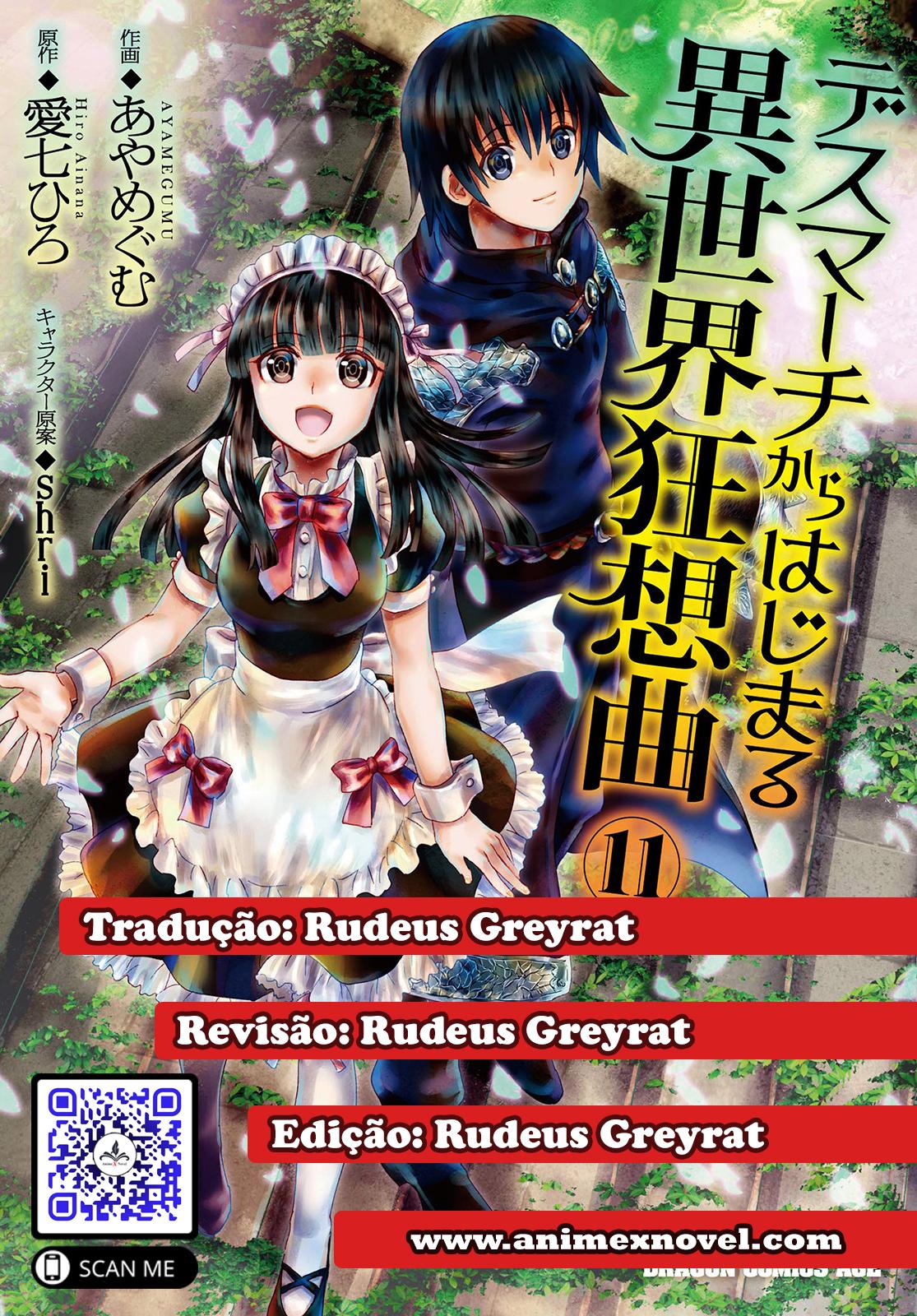 Death March Kara Hajimaru Isekai Kyousoukyoku / Death March To The Parallel World Rhapsody Mangá Online Capítulo 75