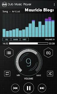 reproductor de musica con ecualizador para android