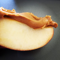Peanut butter and apples saved my week one elimination way of eating; reduce the foods that you are sensitive to and reduce your inflammation.