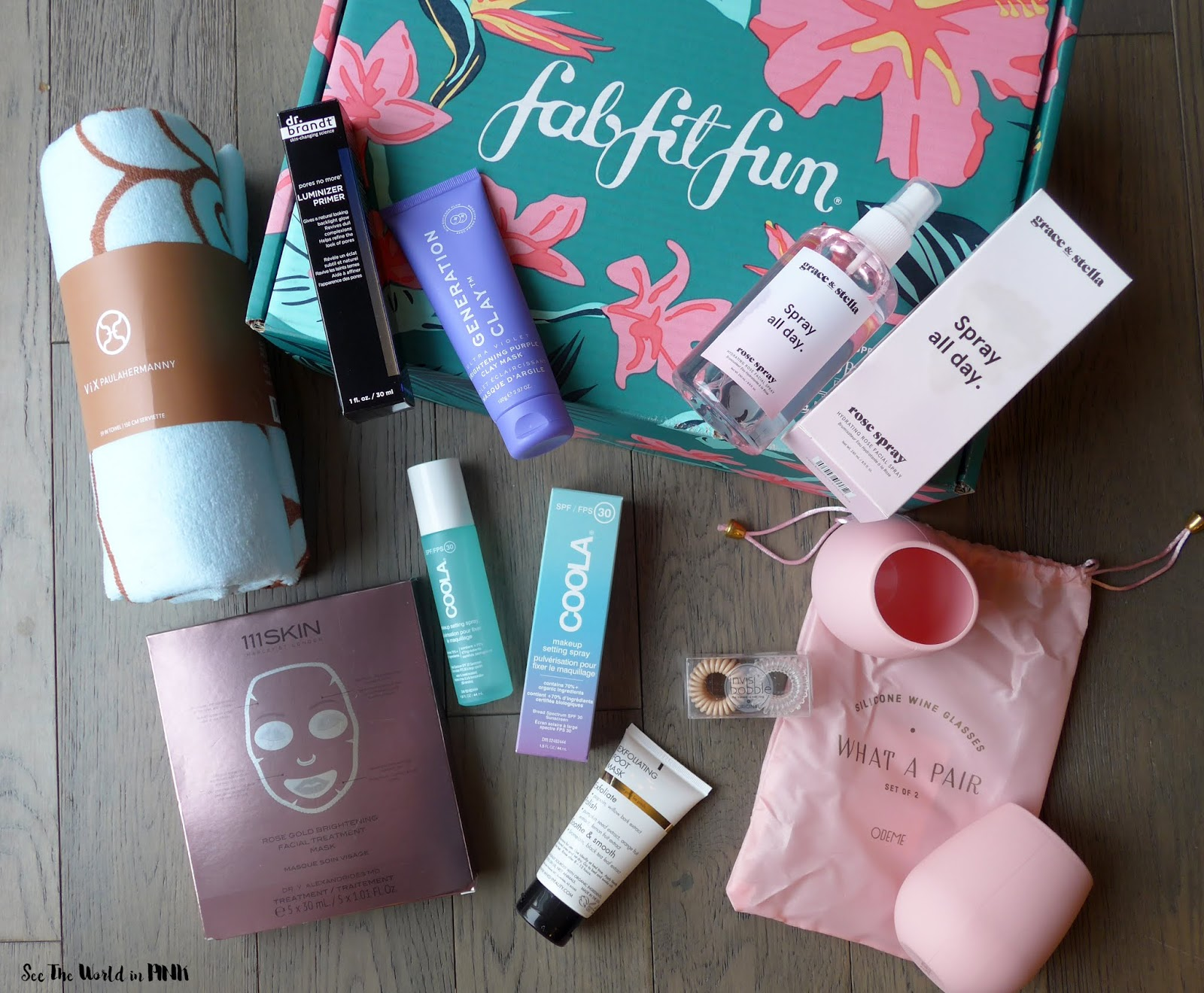 Summer 2019 FabFitFun - Lifestyle Subscription Unboxing