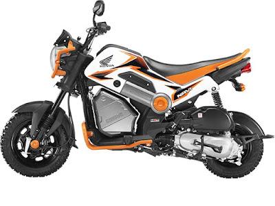 Honda Navi side image