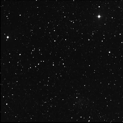globular cluster Palomar 10 luminance