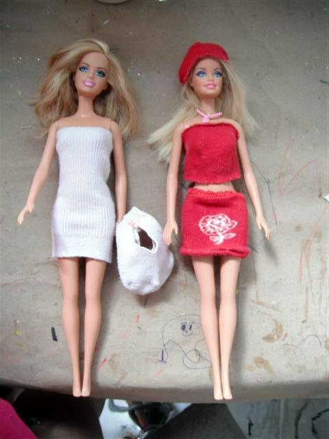 Como Hacer Vestidos De Muñecas Barbie Imagui
