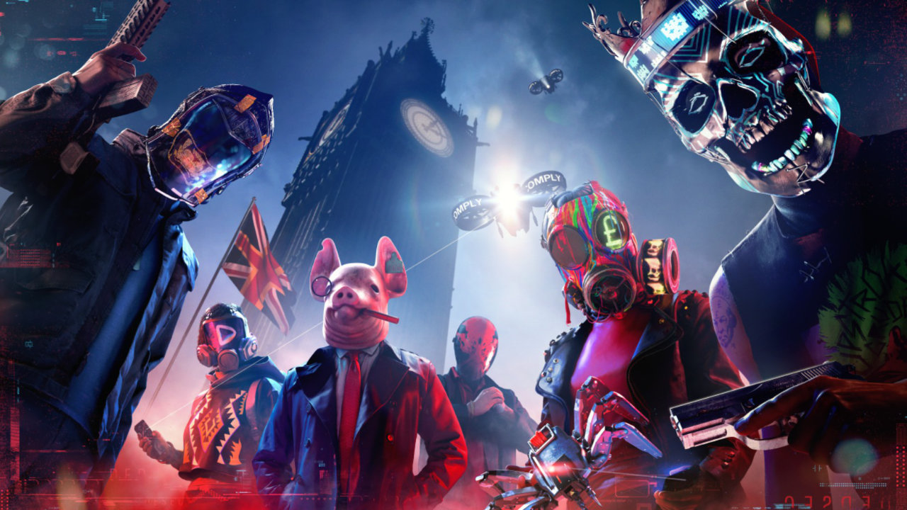 Watch Dogs Legion's 1.44GB PC Patch Released