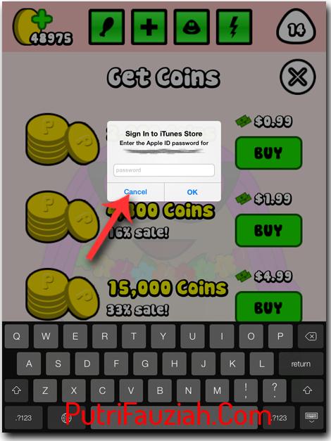 cara_dapat_coin_pou_android Cara Cheat Game Android Pou