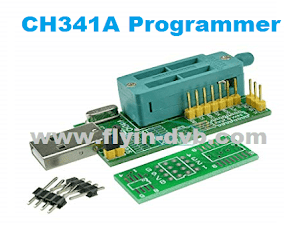 Panduan Cara Menggunakan CH341A Programmer