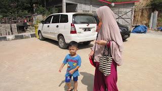 Kolam Renang Tamara Karimun, Sensasi Sejuknya Air Gunung Jantan3