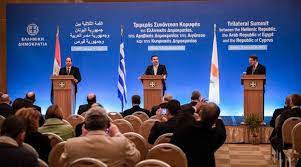 Egypt, Cyprus and Greece commit to Syria's territorial integrity