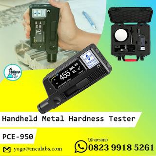 Leeb Hardness Tester PCE-950