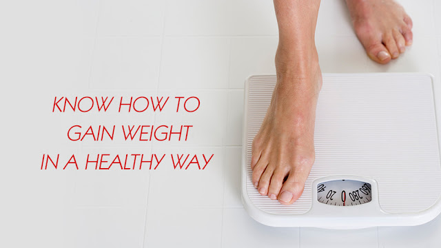 Top Secrets of Healthy Weight Gain Revealed