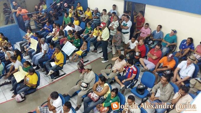 Câmara de Chapadinha acaba de aprovar o plano de carga e carreira dos ACS's e ACE's