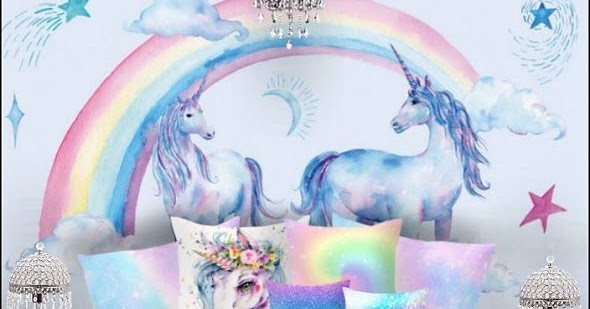 5 Desain Kamar Tidur Unicorn Ini Sangat Disukai Anak Anak Bang Izal Toy