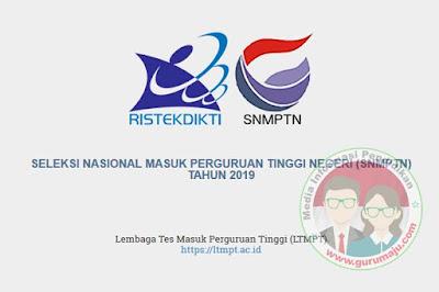 Jadwal dan Persyaratan Pendaftaran SNMPTN 2019