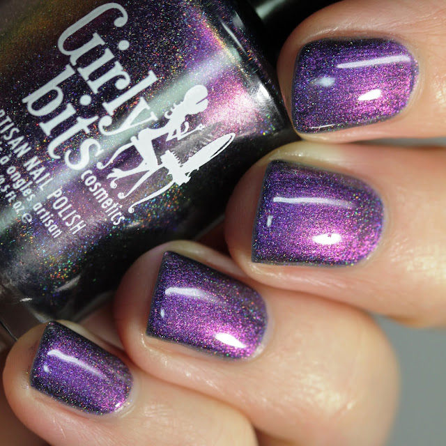 Girly Bits The Final Shift swatch by Streets Ahead Style