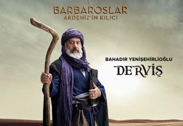 Barbaroslar Akdeniz'in Kılıcı Derviş Kimdir?